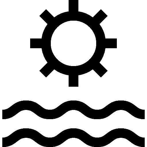 Теплая вода  бесплатно иконка
