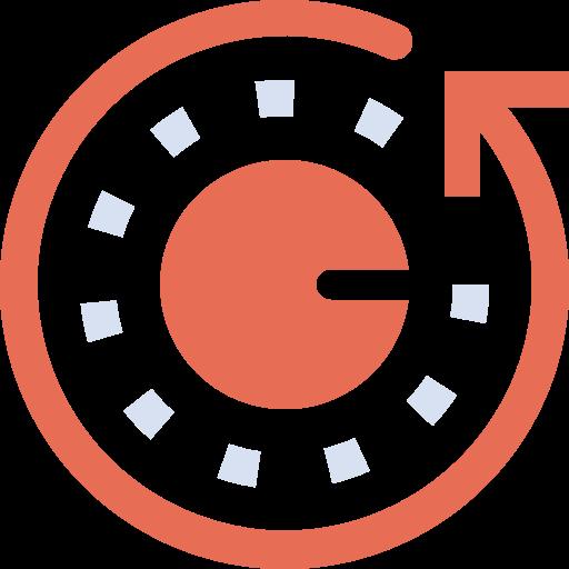 Reset  free icon