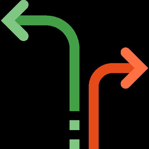Separado  grátis ícone