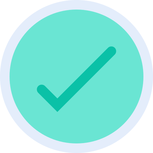 Correct  free icon