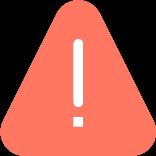 삼각형  무료 아이콘
