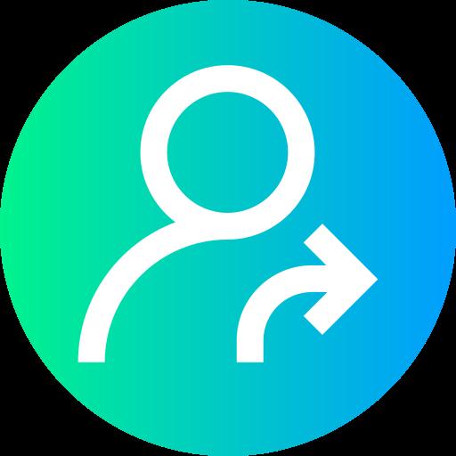 Refer  free icon