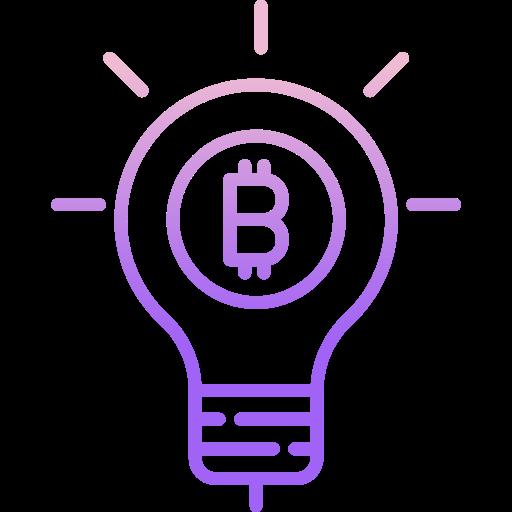 Лампочка идеи  бесплатно иконка