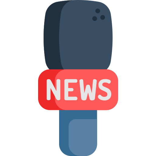 Journalism  free icon