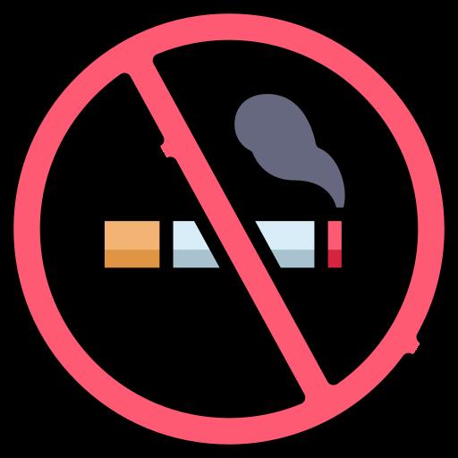 No smoking  free icon