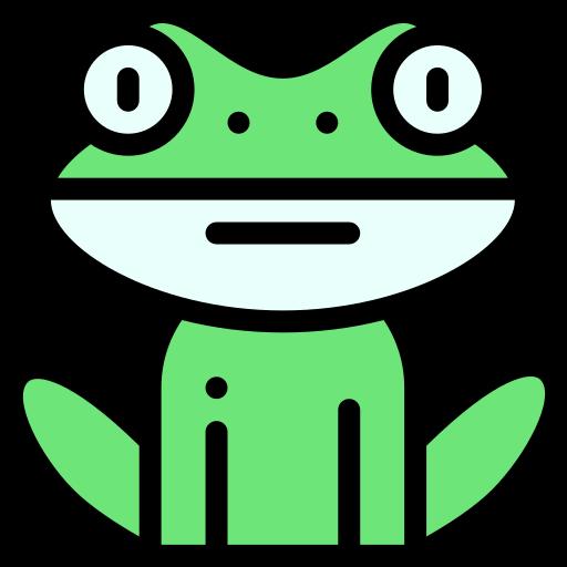 개구리  무료 아이콘