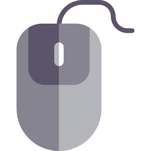 Computer mouse  free icon