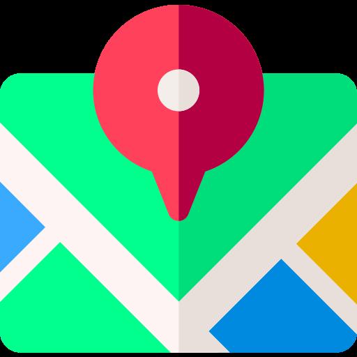 Карты  бесплатно иконка