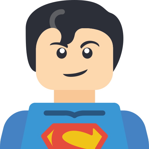 Superman  free icon