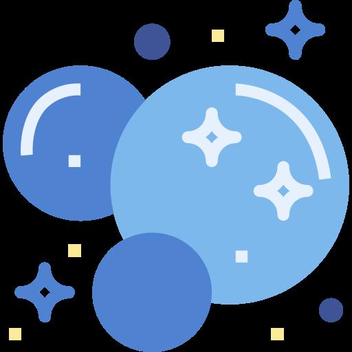bulles  Icône gratuit