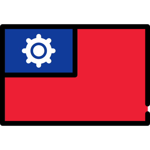 taiwán  icono gratis