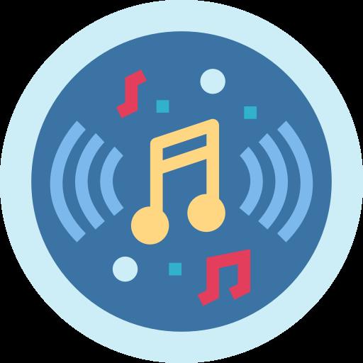 Música e multimídia  grátis ícone