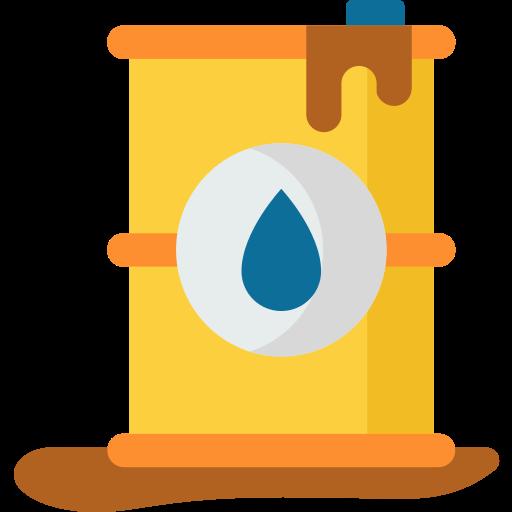 Oil spill  free icon