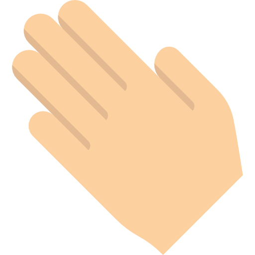 Hand  free icon