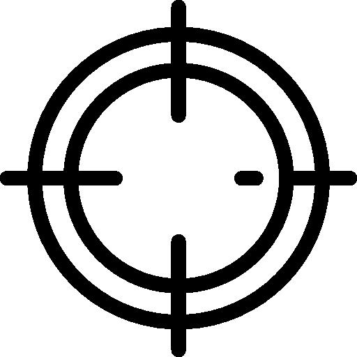 Цель  бесплатно иконка