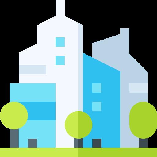 urbanidad  icono gratis