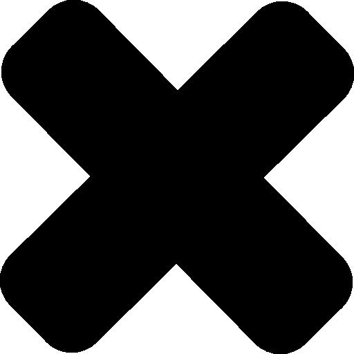Cancel Mark  free icon