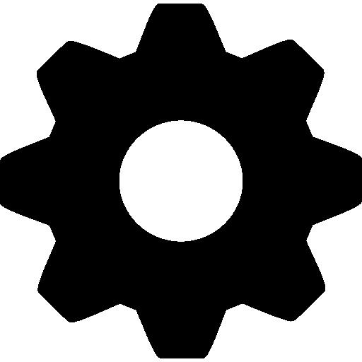 Gear Option  free icon