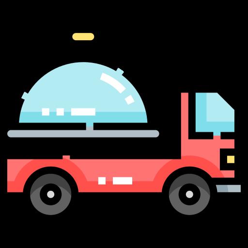 camion de nourriture  Icône gratuit
