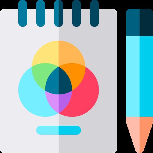 예술과 디자인  무료 아이콘