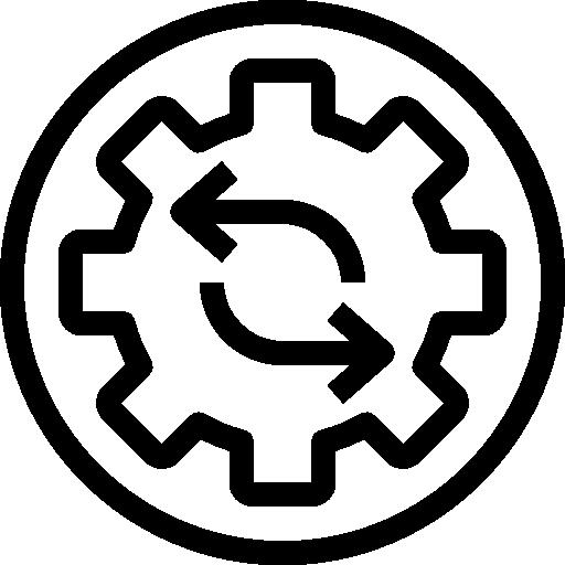 processo  grátis ícone