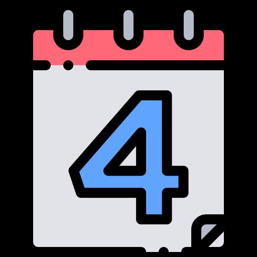 7 월 4 일  무료 아이콘