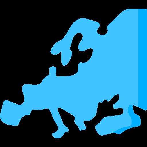 l'europe   Icône gratuit