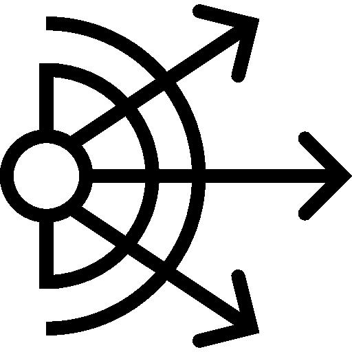 verteilung  kostenlos Icon
