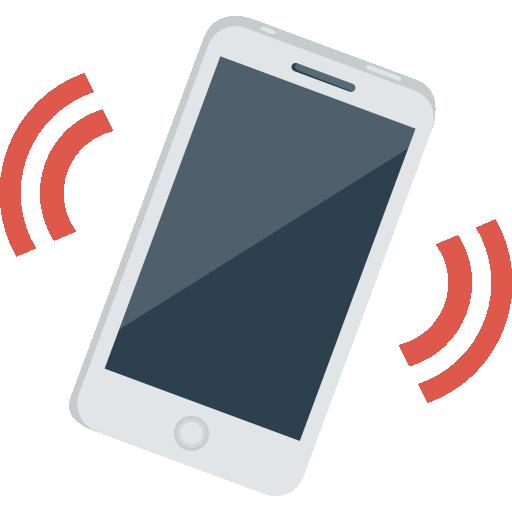 téléphone intelligent  Icône gratuit