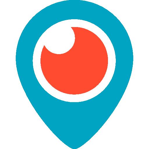 periscopio  icono gratis