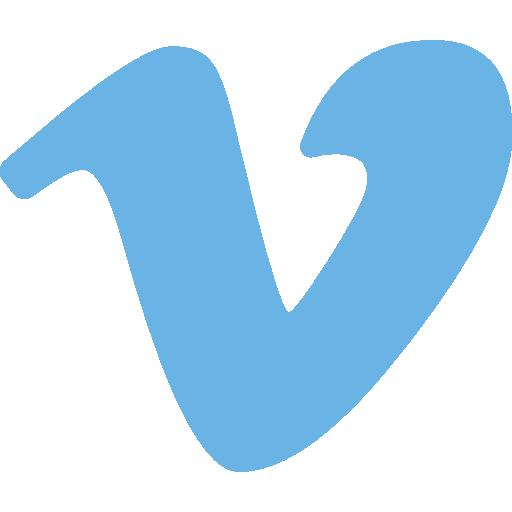 vimeo  무료 아이콘