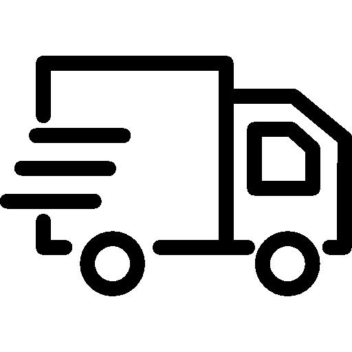 camion de livraison  Icône gratuit
