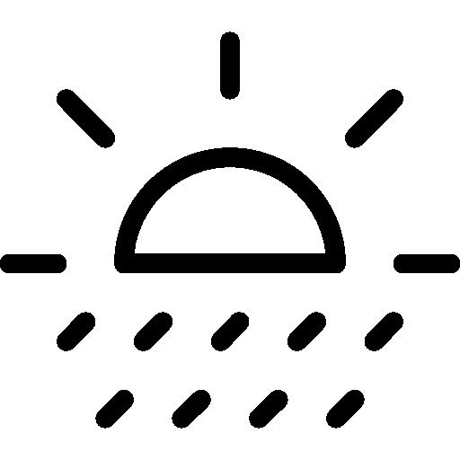 Rain  free icon