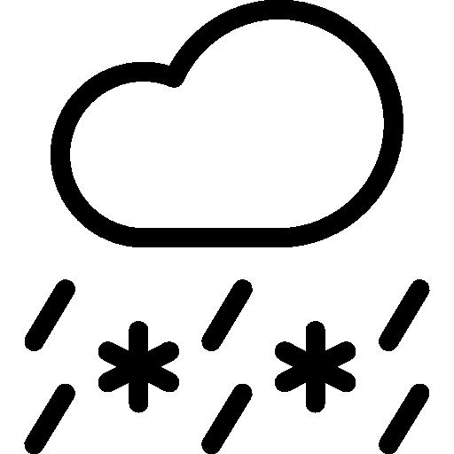 schnee  kostenlos Icon