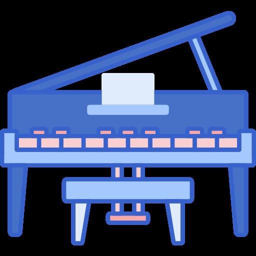 Piano de cauda  grátis ícone