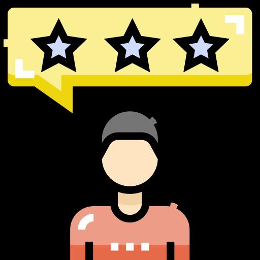 Отзыв клиента  бесплатно иконка