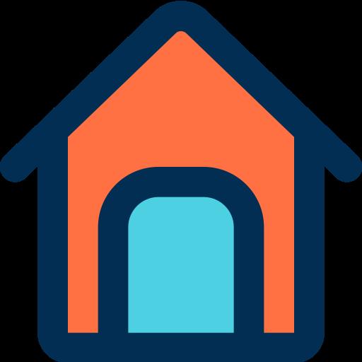 Abrigo para animais de estimação  grátis ícone