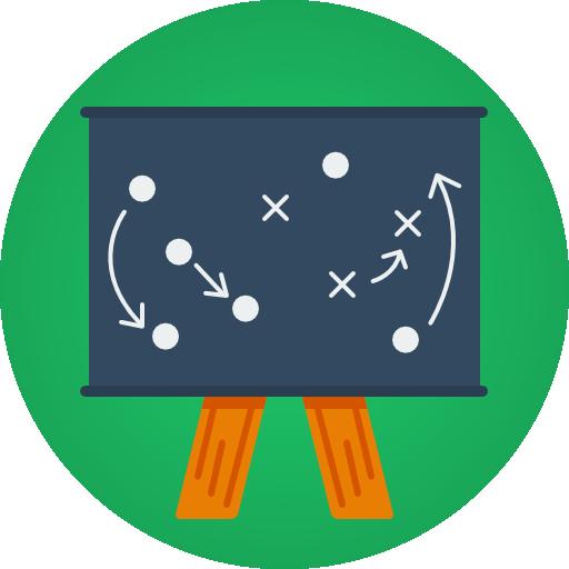 Strategy  free icon