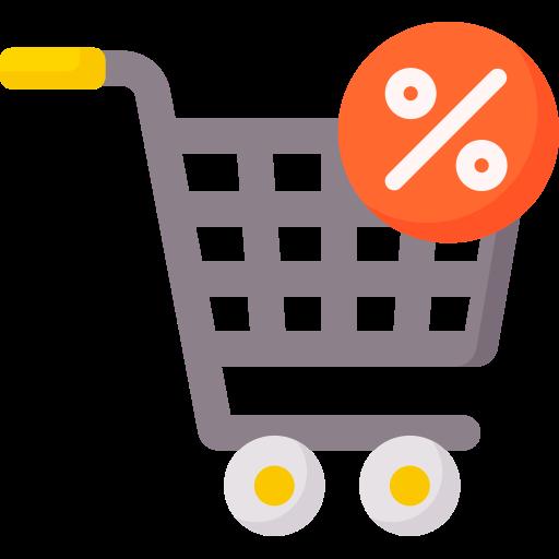 Торговля и покупки  бесплатно иконка