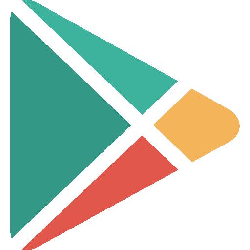 구글 플레이  무료 아이콘