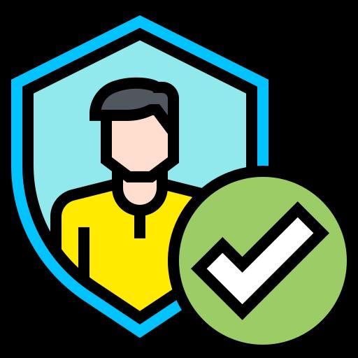 authentification  Icône gratuit