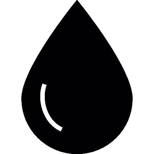 Blood Drop  free icon