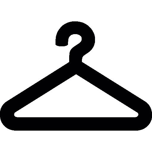 Clothing hanger  free icon