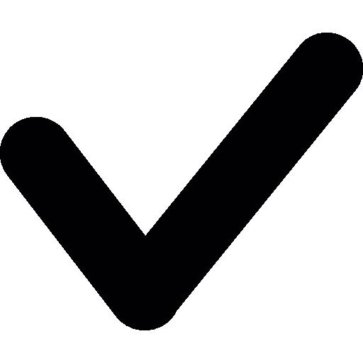 marca de la señal  icono gratis