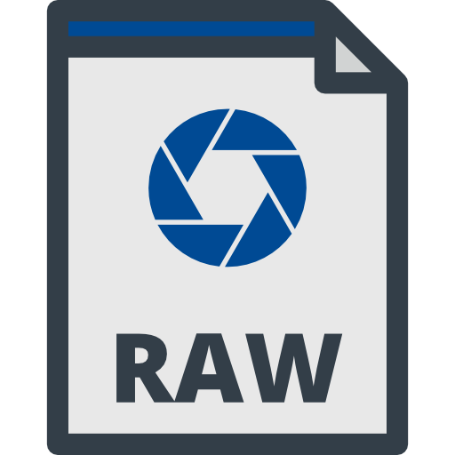 Raw - Free interface icons
