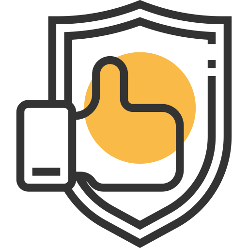 garantia  grátis ícone