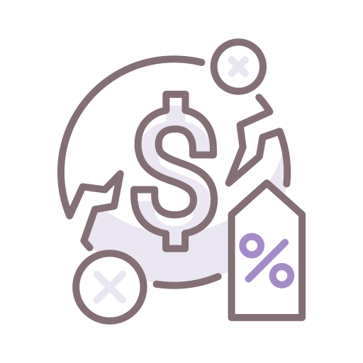 Bankruptcy  free icon