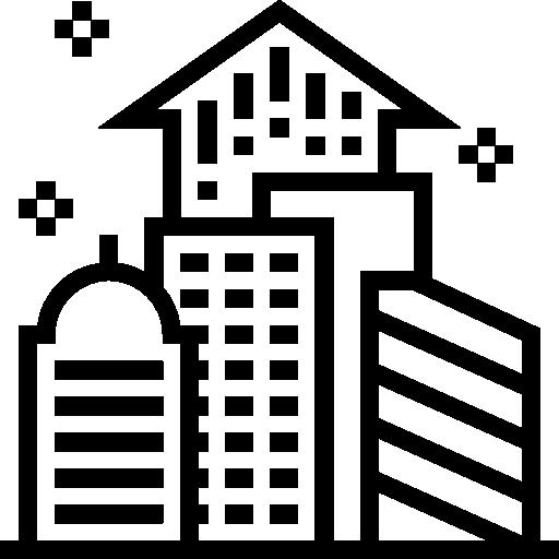 Office block  free icon