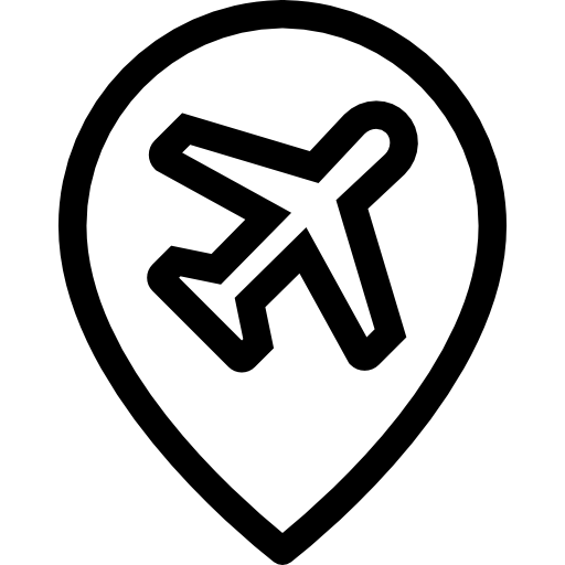 Airport  free icon