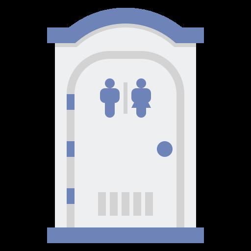 toilette publique  Icône gratuit